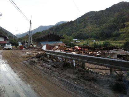 台風19号による佐久穂町の状況について